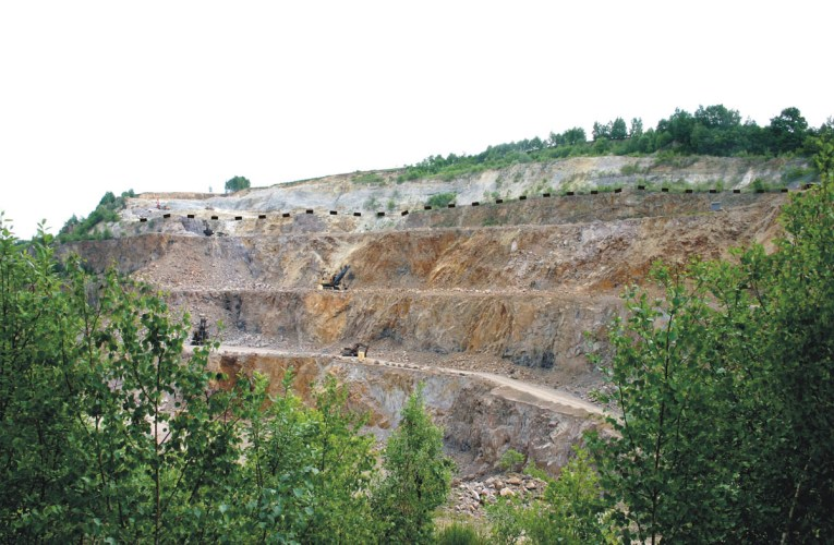 Exploring the Jurassic at Zalas Quarry, southern Poland