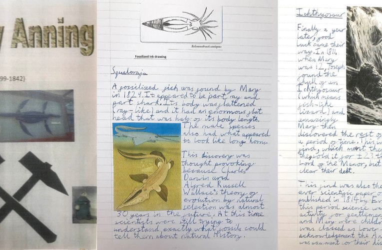 Mary Anning: Jurassic dragons from Whitby