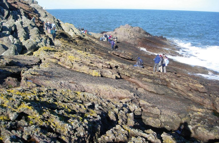 Hutton's unconformity and the birth of 'Deep Time'