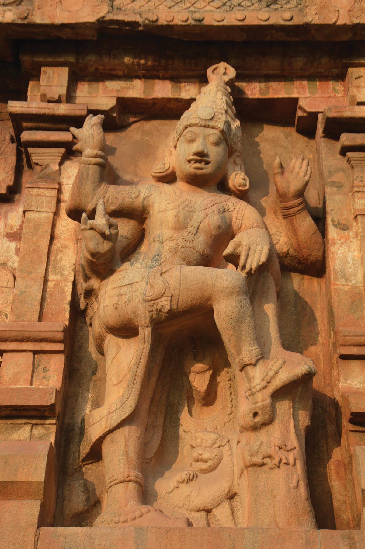 Brihadeeswarar Temple, India