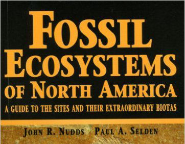 Book review: Fossil ecosystems of North America, by John R Nudds and Paul A Selden