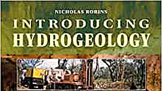 Book review: Introducing Hydrogeology, by Nicolas Robins