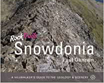 Book review: Rock Trails,  covering: Lakeland, Snowdonia and Peak District, by Paul Gannon