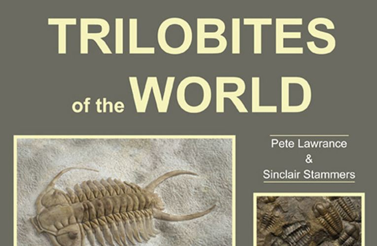 Book review: Trilobites of the World: An atlas of 1000 photographs, by Pete Lawrance and Sinclair Stammers