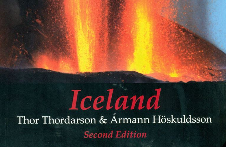 Book review: Classic Geology in Europe 3: Iceland, by Thor Thordarson and Ármann Höskuldsson