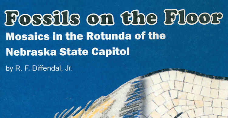 Book reviews: Fossils on the floor in the Nebraska State Capitol