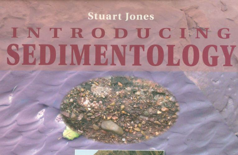 Book review: Introducing Sedimentology, by Stuart Jones