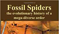 Book review: Fossil Spiders: The evolutionary history of a mega-diverse order – Monograph Series Vol 1, by David Penney and Paul A Selden