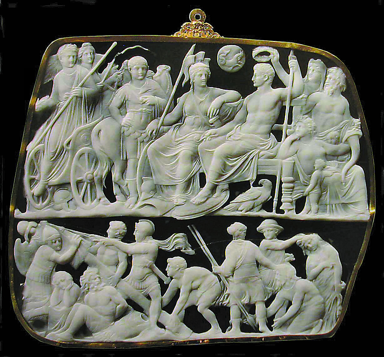 Cameos from Ancient Greece and Rome: Small but precious treasures