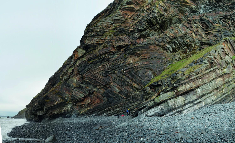 Fabulous folds: Variscan tectonics in southwest England