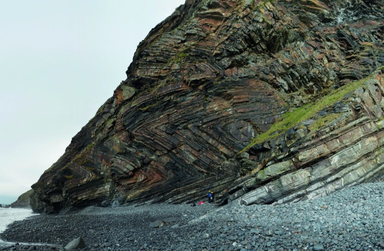 Fabulous folds: Variscan tectonics in southwest England