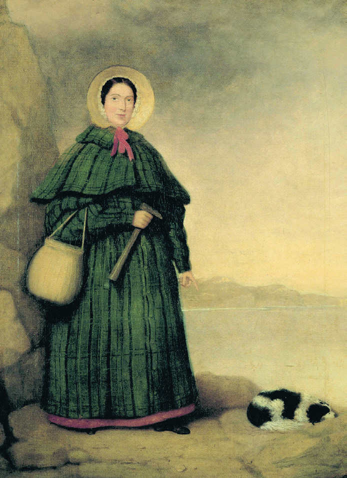 Mary Anning and the Jurassic Dragons