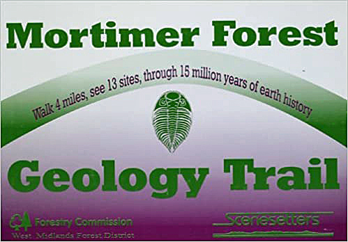 Book review: Mortimer Forest Geology Trail