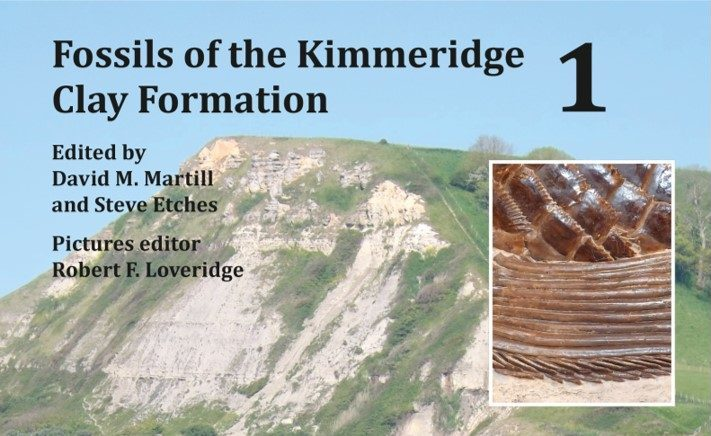 Book review: Fossils of the Kimmeridge Clay Formation, edited by David M Martill and Steve Etches (pictures editor, Robert F Loveridge)