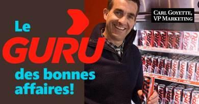 100% québécoise, GURU se veut une source naturelle de profits pour les dépanneurs