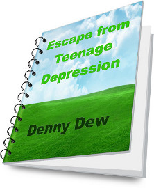 Escape from teenage depression