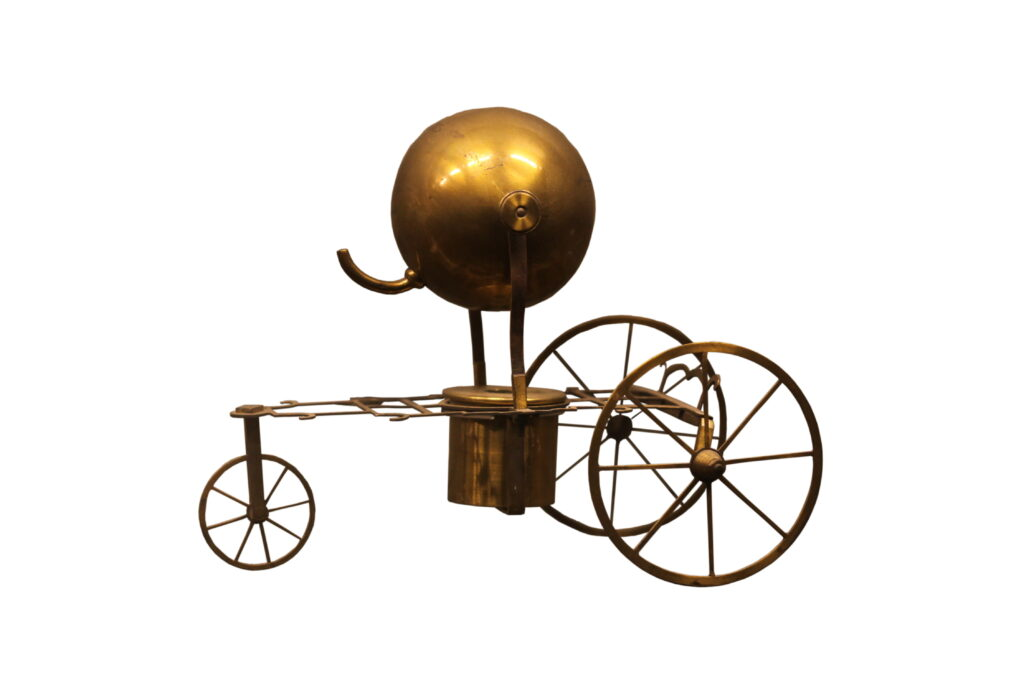 Aeolipile: a steam engine from 2000 BC