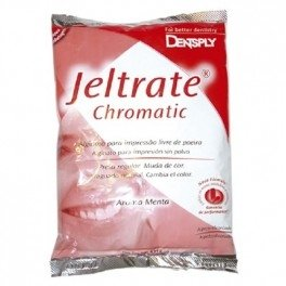 Alginato Jeltrate Chromatic 454 grs Dentsplay