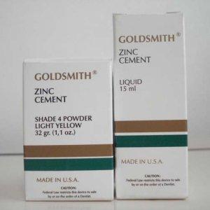 Cemento Zinc Goldsmith Americano
