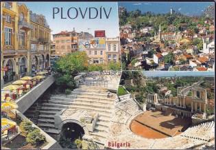 Jennie went to Plovdiv, Bulgaria.