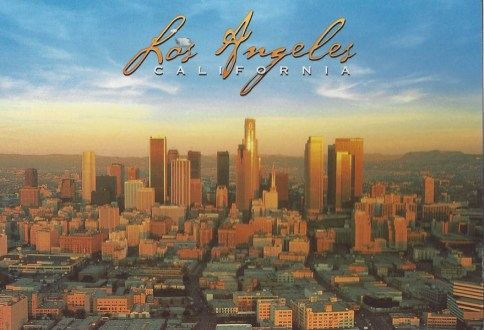 Jennifer went to Los Angeles, California.