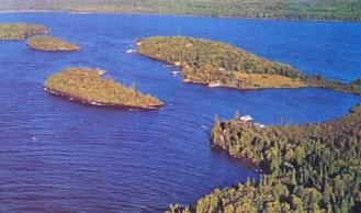 Faith went to Isle Royale National Park, Michigan.