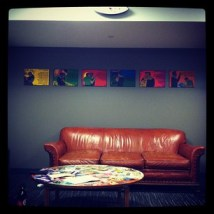 The Q Center Living Room