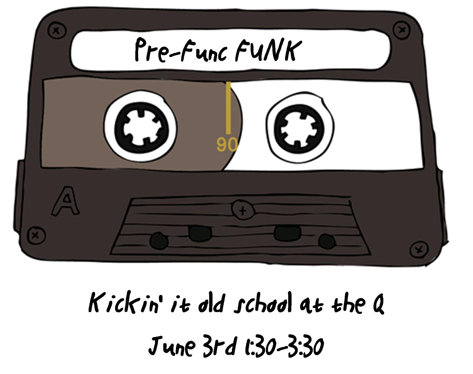 pre func funk poster