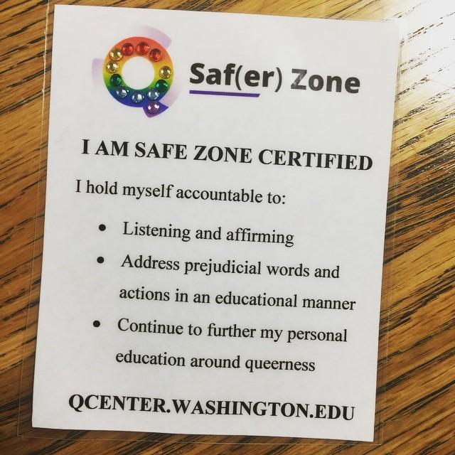 Safer Zone Image