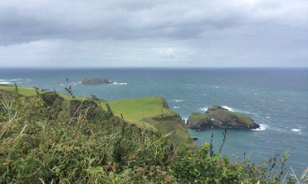 La costa de Antrim