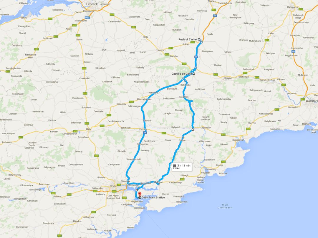 Condado de Tipperary y la Roca de Cashel