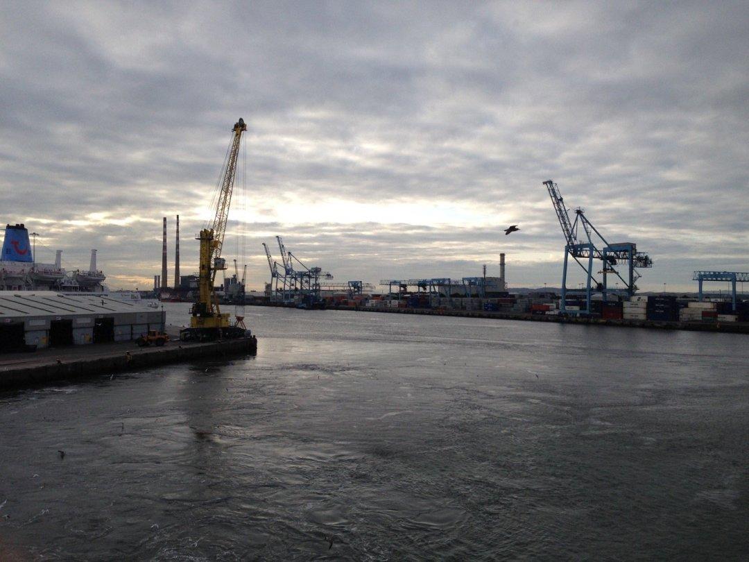 Puerto de Dublin