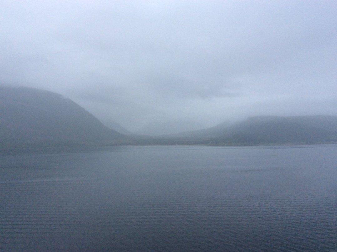 Zarpando de Tromsø