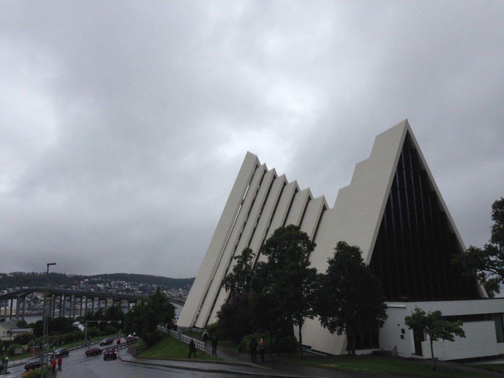 Iglesia de Tromsdalen