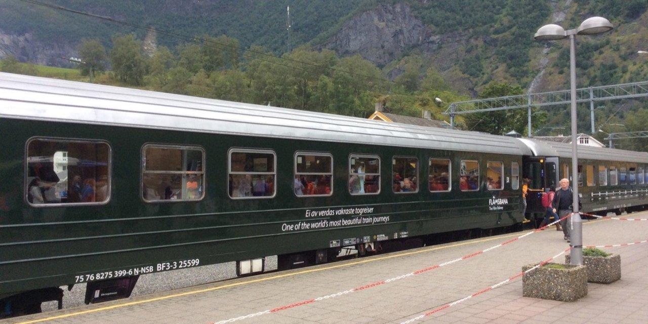 El Ferrocarril de Flåm