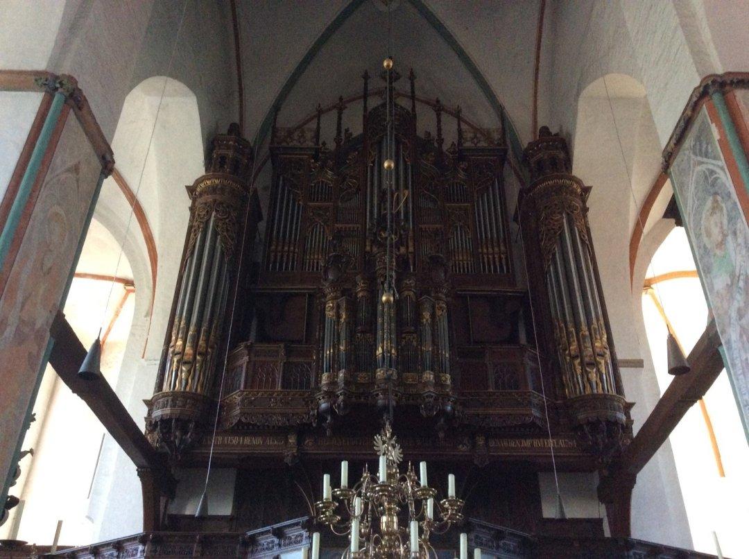 Organo de la Jakobikirche