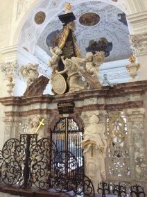 Capilla barroca Lübeck