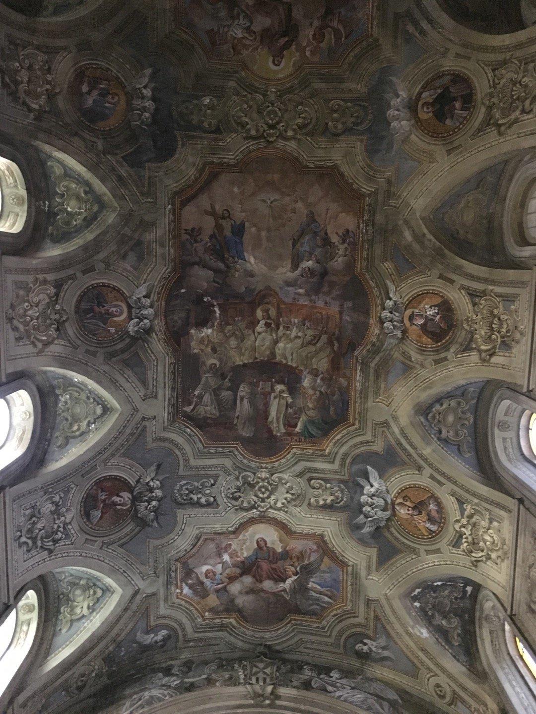 Sant'Orsola a Chiaia