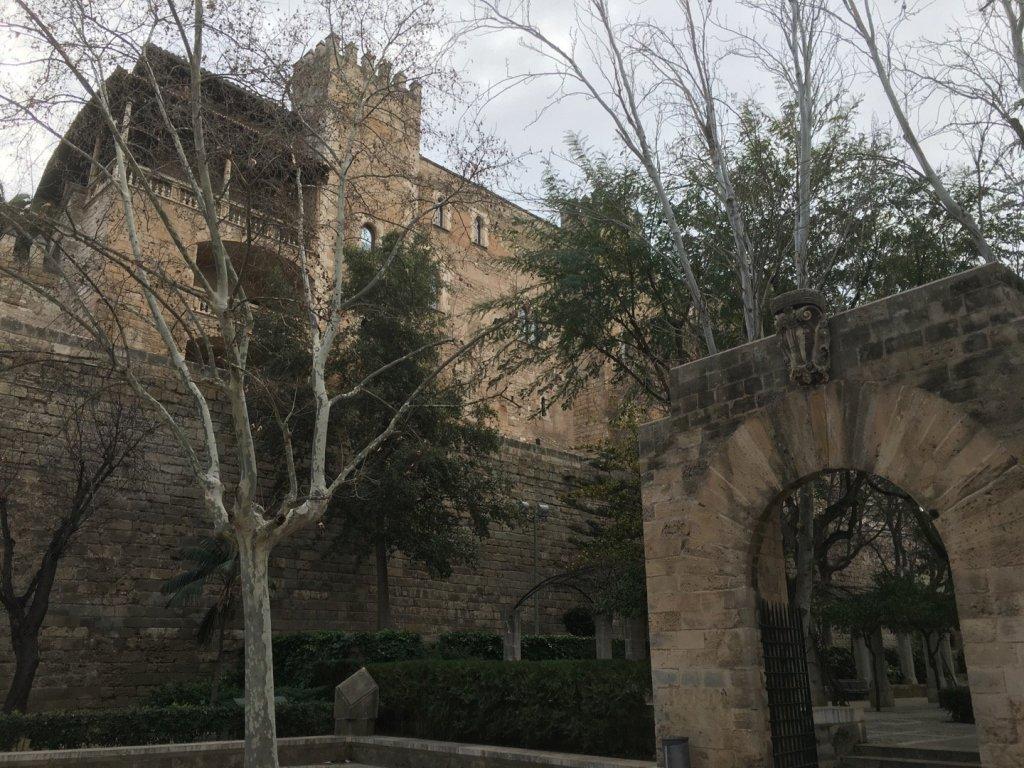 Palacio Real de La Almudaina.