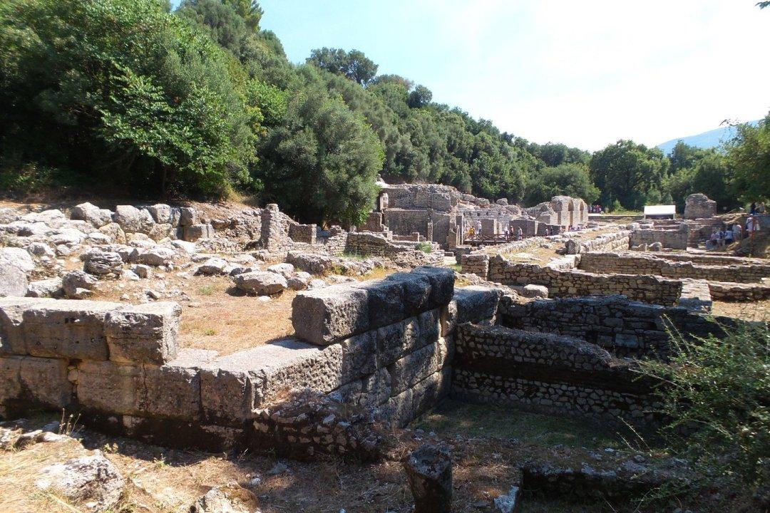 Agora de Butrint