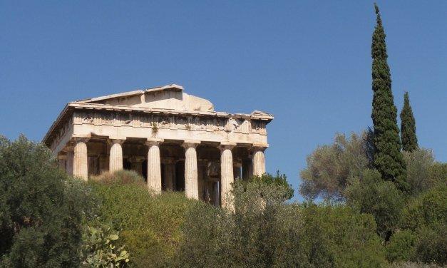 Un paseo por el Ágora Griega