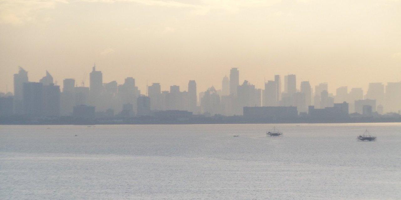 En la Bahía de Manila
