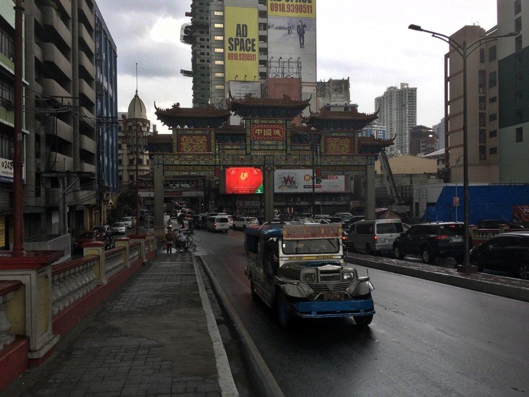 Binondo desde el Jones Bridge