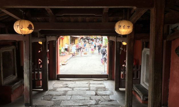 Una excursión a Hội An