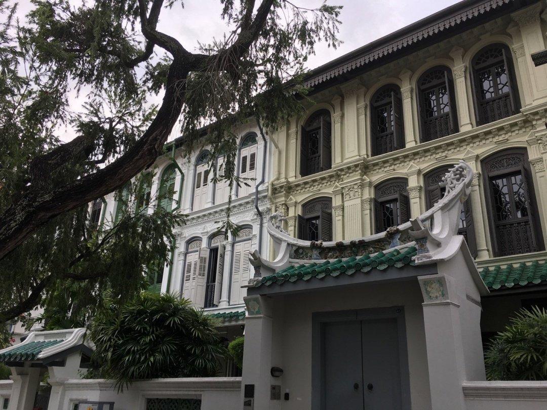 Casas de Emerald Hill Road