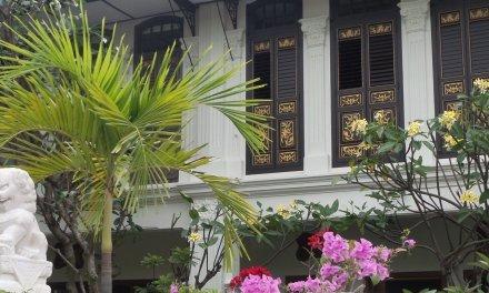 Un paseo por Orchard Road
