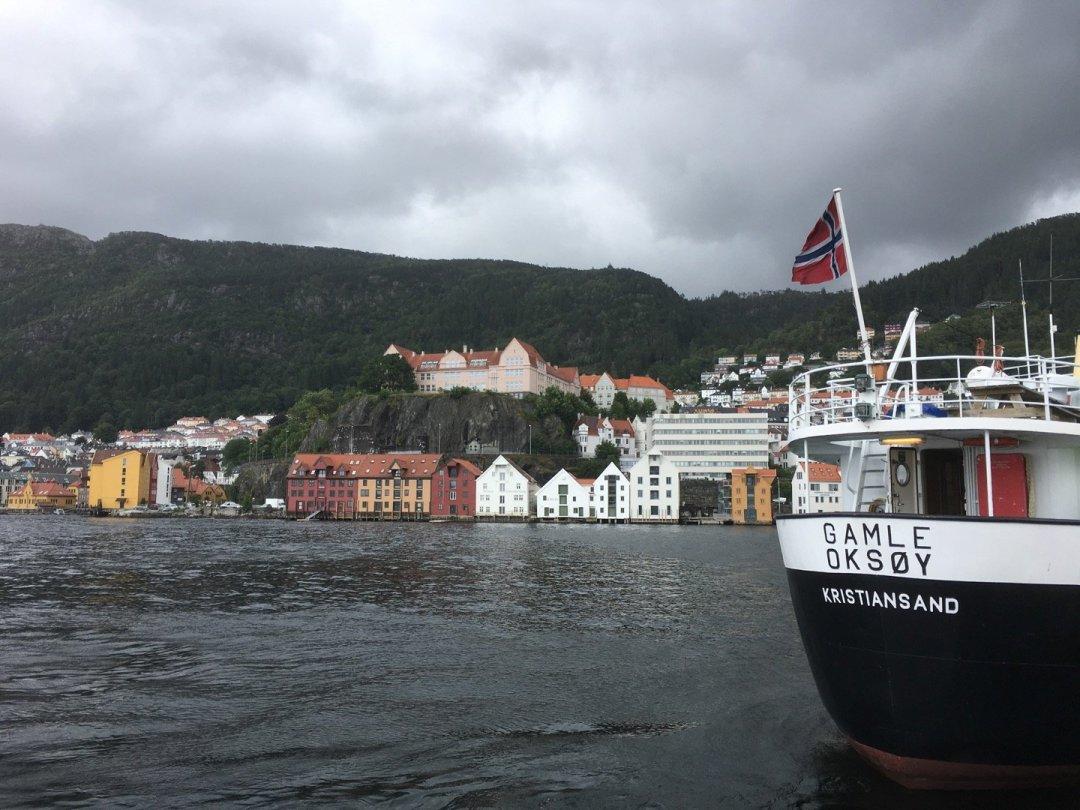 El Gamle Oksøy en Skolten