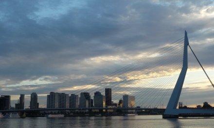 Zarpando de Rotterdam