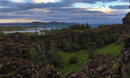 Cuatro días en Islandia