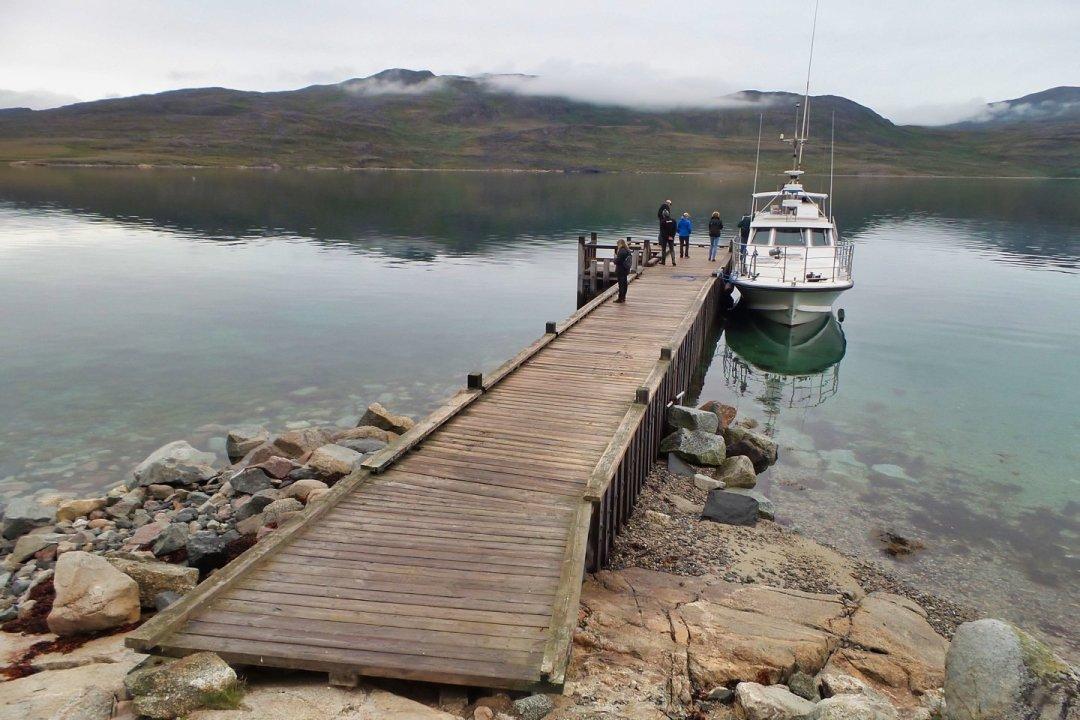 Embarcadero de Hvalsey